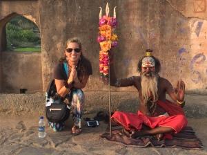 moksha seeking Hindu Sadu