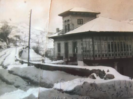 La Frecha 1935