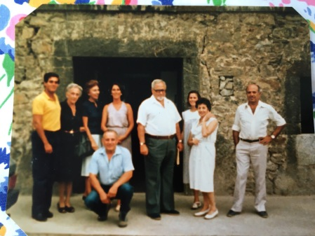 Grandma and Uncle Wilson, La Frecha, 1985