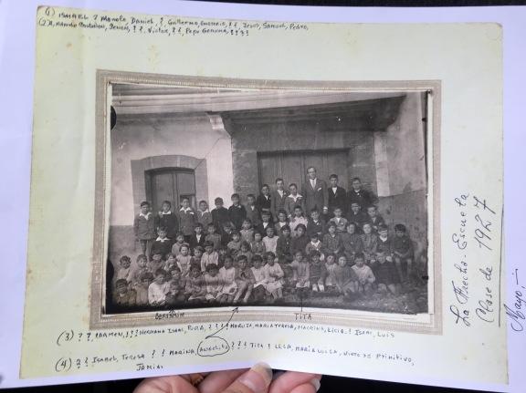 Grandma's School photo, 1927